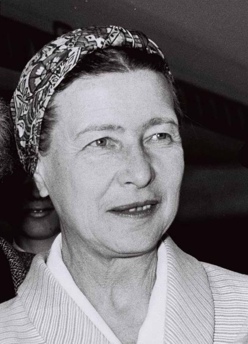 Simone de Beauvoir despre dragoste de cuplu