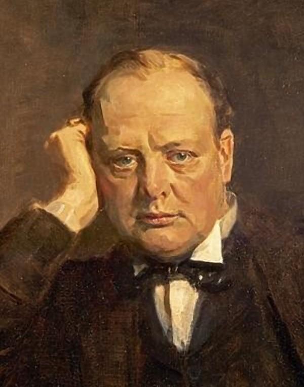 Winston Churchill despre succes și eșec