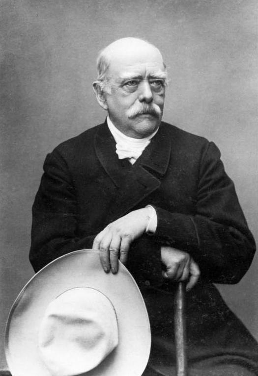 Otto von Bismarck despre greșelile proprii