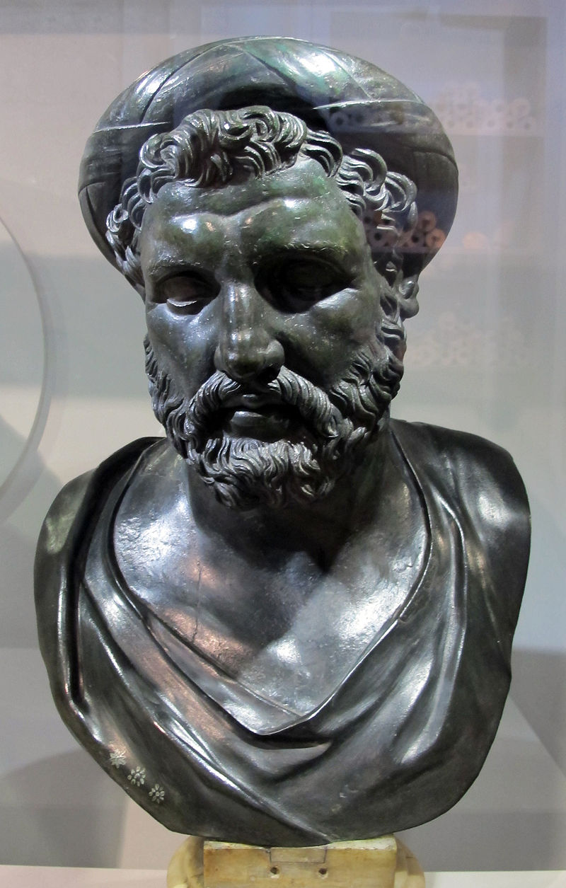 Pitagora despre dușman