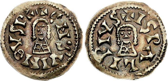 Moneda vizigotă