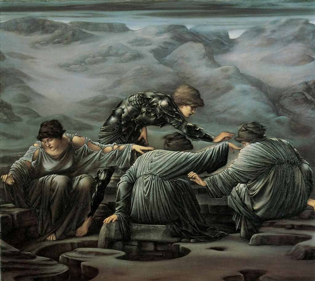 Graie, surorile misterioase ale Medusei