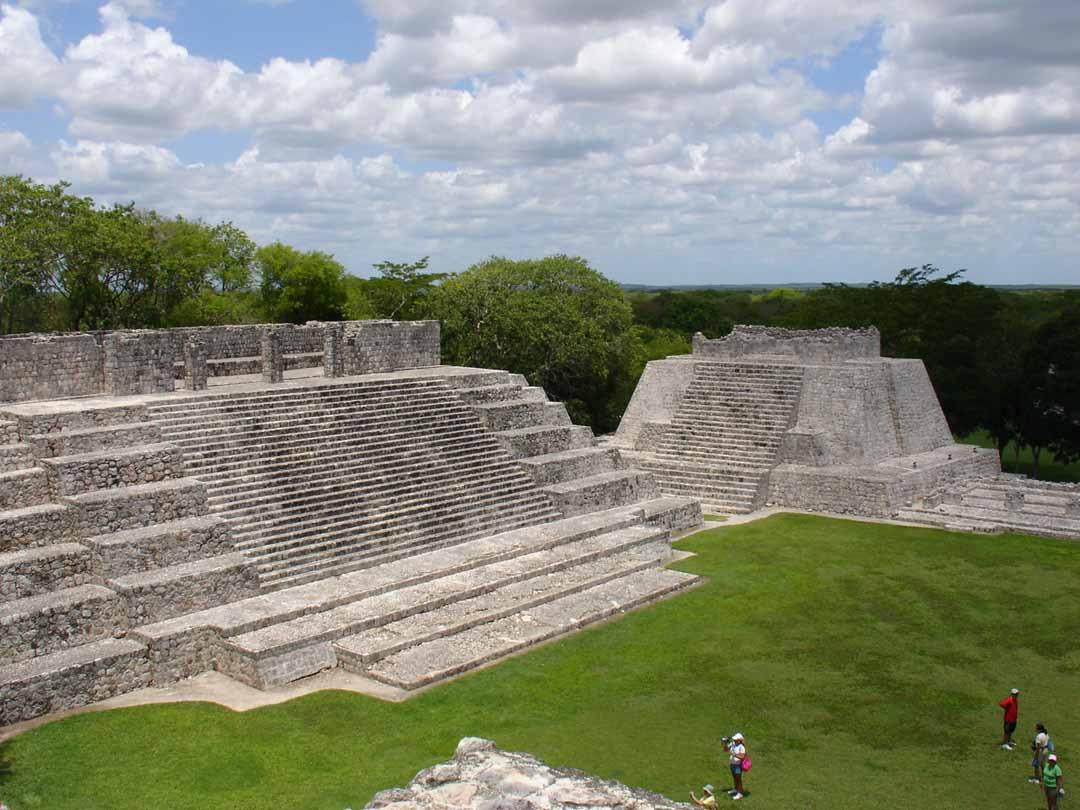 Situl arheologic de la Edzná, Mexic