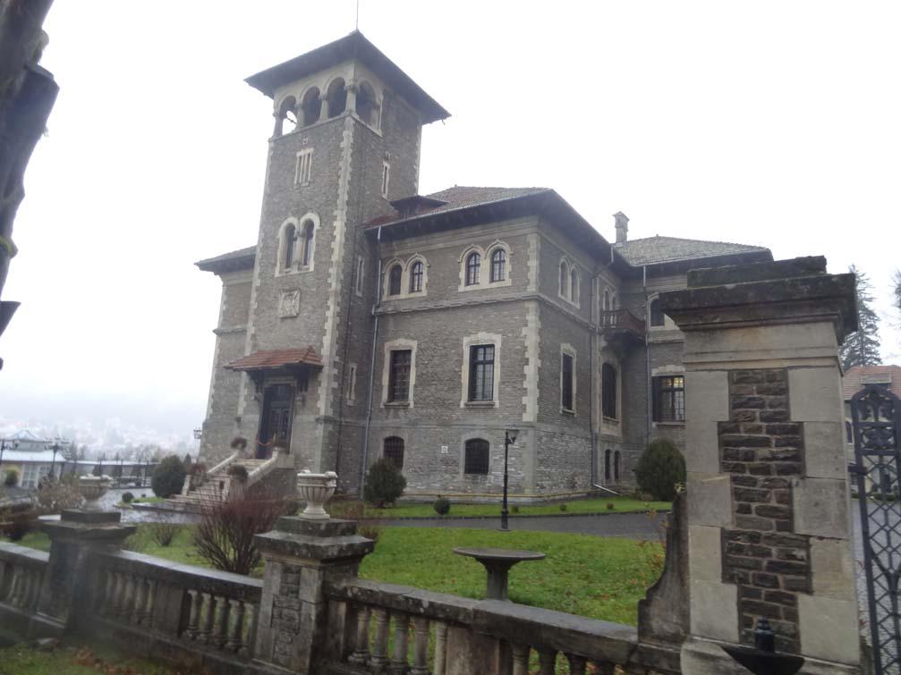 Palatul Cantacuzino din Bușteni