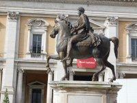 Statuia ecvestră a împăratului Marc Aureliu