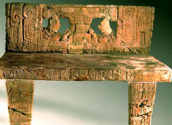 Piedras Negras, cel mai mare sit arheologic maya din Guatemala