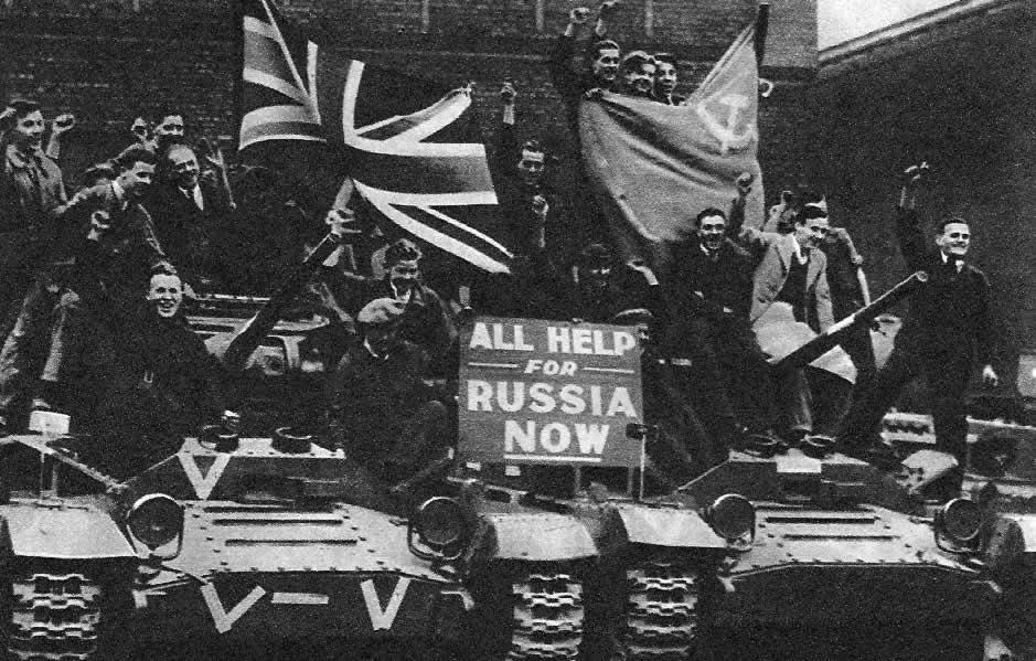 Image result for военные поставки союзников