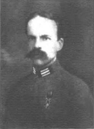 Полковник Микола Чижевський