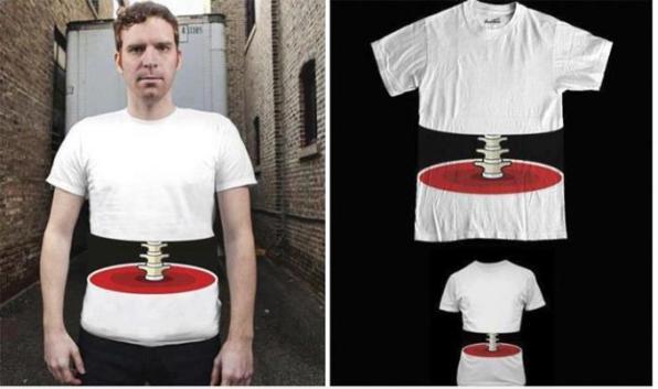 Desain Gambar Kaos Polos