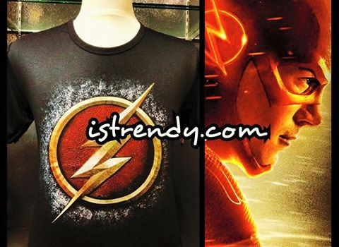 Kaos The flash logo