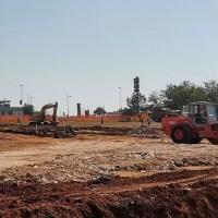 POREČ: Počela gradnja Eurospina u poslovnoj zoni Facinka