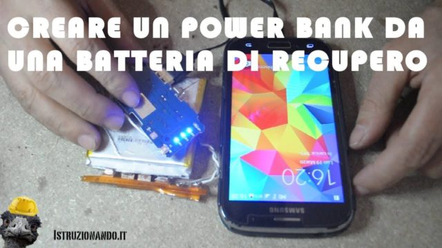 Costruiamo un Powerbank