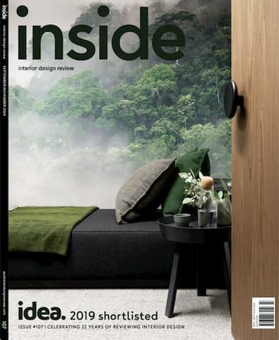 Inside Interior Design Review Magazine Subscription