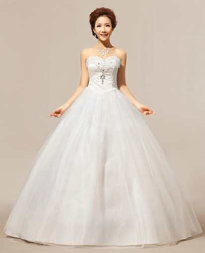 Ball Gown Bridal Dressing Gown For Sale - Cheap Prom Dress,Evening ...
