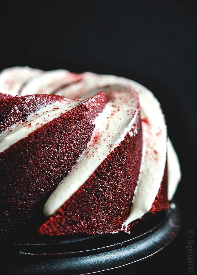Beets And Beer Red Velvet Bundt Cake Bundtbakers I