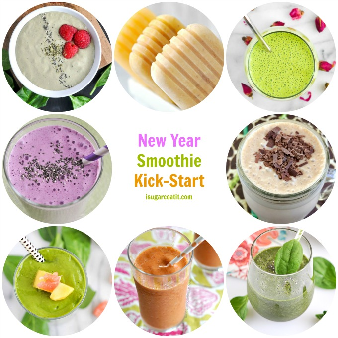 8 Delicious Smoothies To Kick Start The New Year