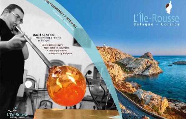 Guide hébergement 2017 L'Ile-Rousse Balagne
