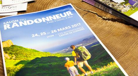 La Balagne présente ses randonnées au Salon du Randonneur Lyon 2017