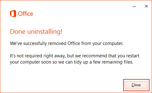 problems installing office 2016 on windows 7