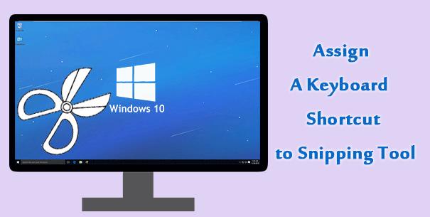 snipping tool windows shortcut