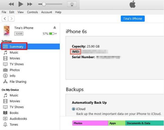 Используйте Finder или iTunes