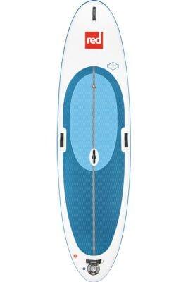 red paddle 10'7 windsurf msl supboard