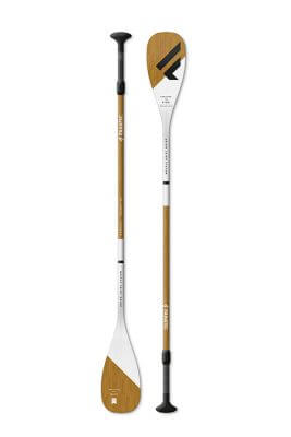 fanatic bamboo carbon 50 adjustable peddel