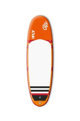 "fanatic fly air L 17'0"" x 60 inflatable supboard"