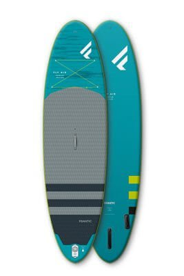 "fanatic fly air premium 10'4"" inflatable supboard"