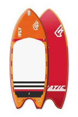 """fanatic fly air xl 17'0"""" x 78,5 inflatable supboard"""