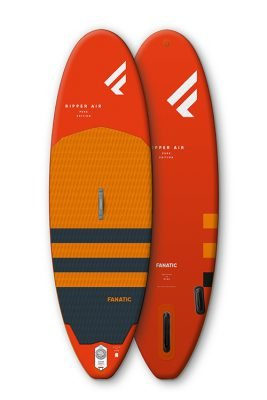 fanatic ripper air 7 10 kids inflatable supboard