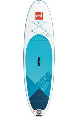 "red paddle 10'8"" ride msl inflatable supboard"