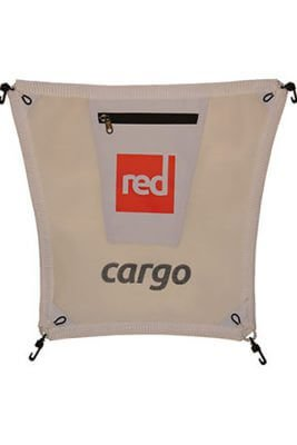 red paddle cargo net