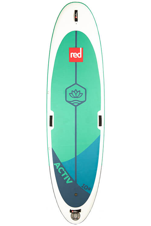 red paddle co active yoga sup board