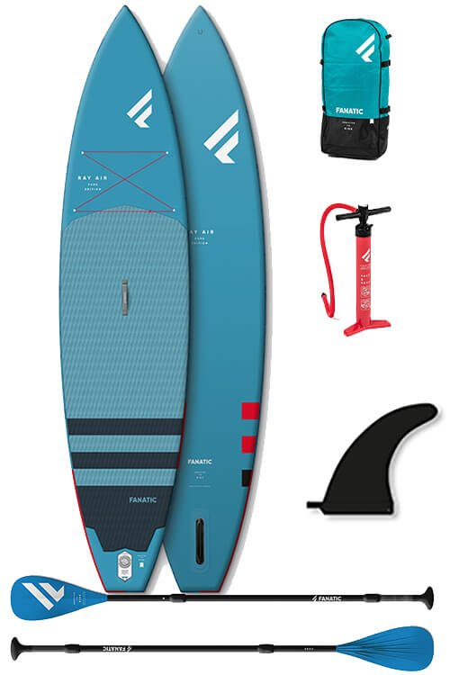 fanatic ray pure sup boarden