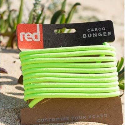 red paddle cargo bungee geel