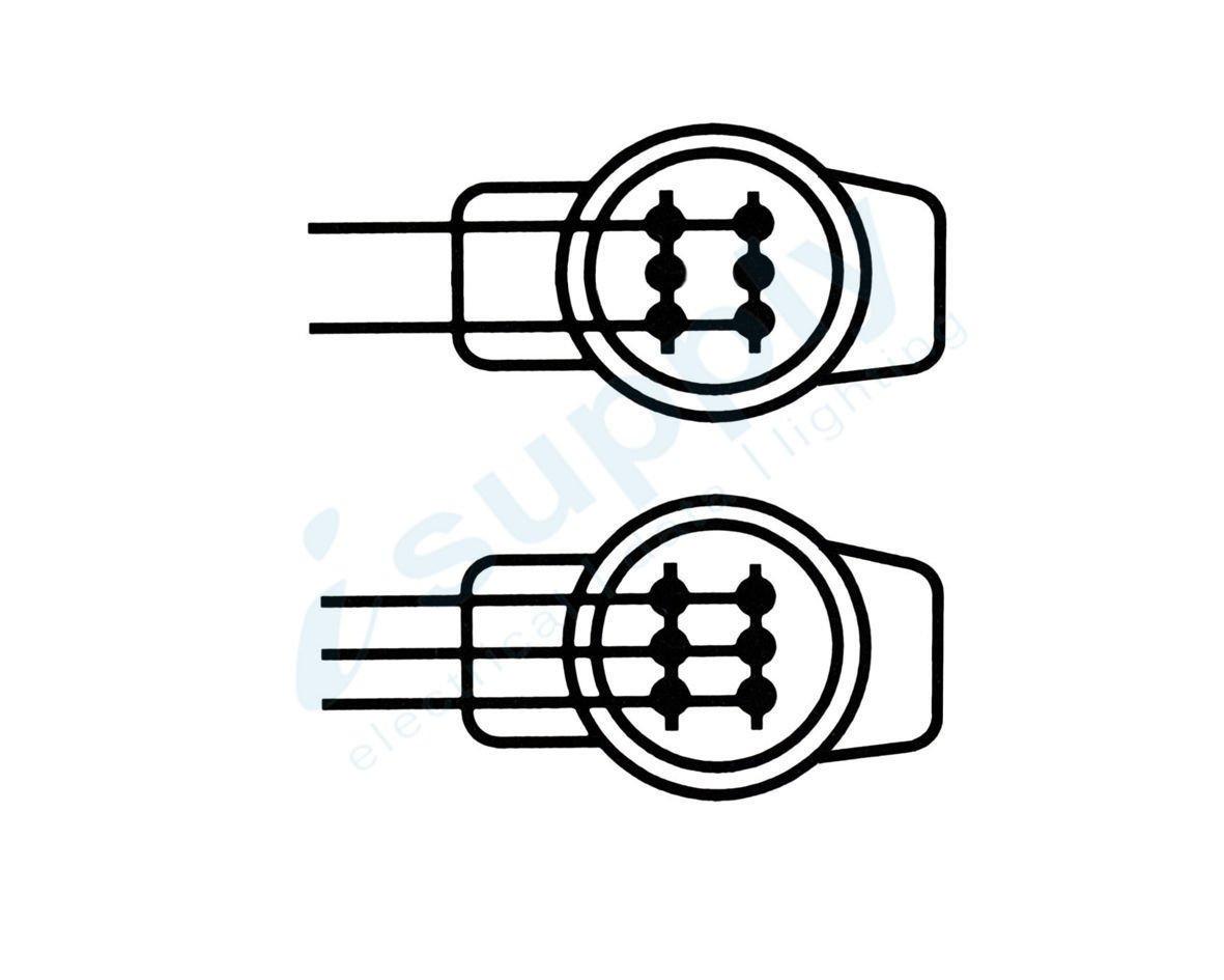 Ur Twin Blade 2 3 Wire Scotchlok Scotch Lock Gel Filled