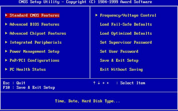 UEFI – hvad er det og hvad har det med BIOS at gøre?