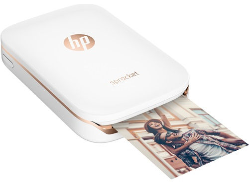 HP Sprocket Printer – Print dine mobilfotos ud
