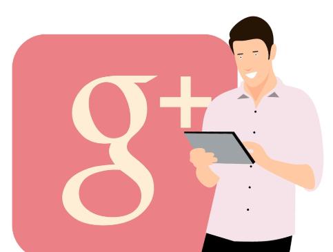 Din personlige Google+ konto lukkes ned den 2. april 2019