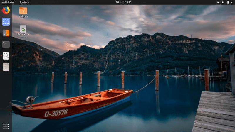 Ubuntu for begyndere 1 – Kom igang med Ubuntu