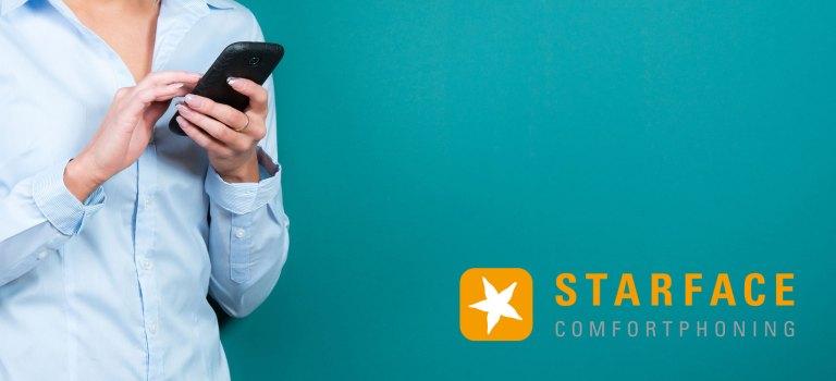 Telefonie der Zukunft mit unserem Partner Starface Comfortphoning