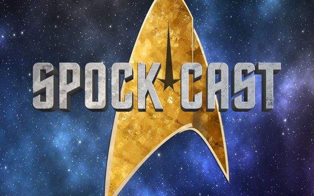 Spock Cast logo