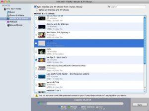 """Mit dem kostenlose Tool """"Windows Phone 7 Connector for Mac lassen sich Bilder, Musikstücke, Videos und mehr mit WP-Devices unter Mac OS X syncen"""