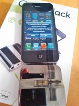 Mit dem Guitar Jack 2 mutieren iPhone, iPad und iPod touch zum Aufnahmestudio