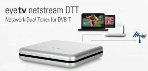 Mit Hard- und Software wie EyeTV Netstream DTT empfängt man kein HbbTV