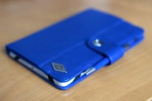 Die  WEDO iPad mini Case TrendSet sieht gut aus und schützt