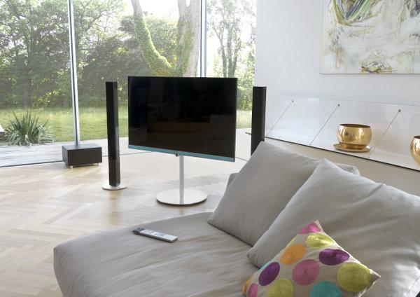 Loewe wird mobil: per App aufnehmen und am Tablet fernsehen