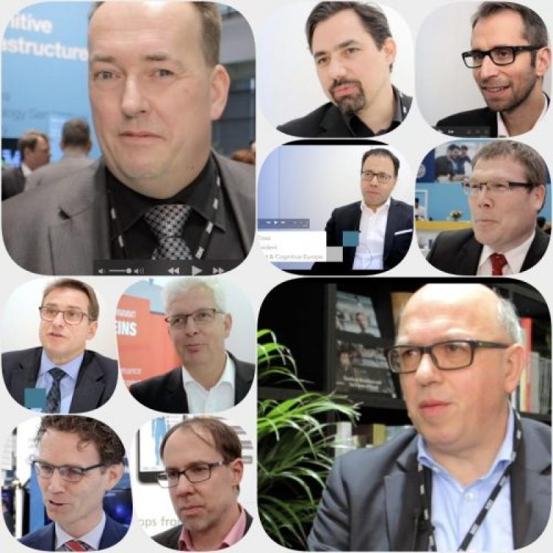 CeBIT 2017 - 10 Köpfe, 10 Interviews
