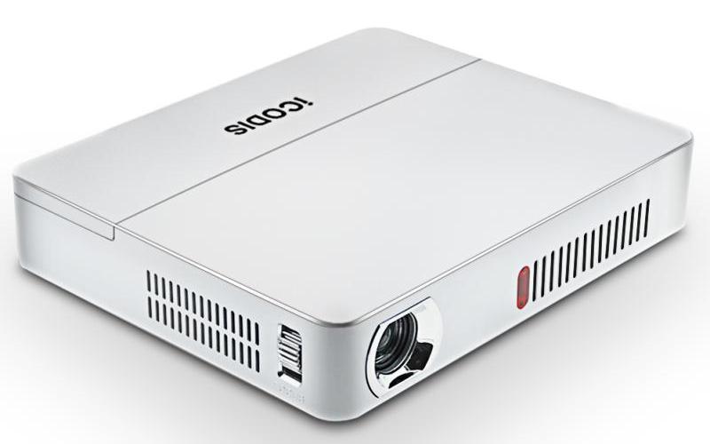 iCodis CB-400: Videobeamer für unterwegs mit interessanten Features